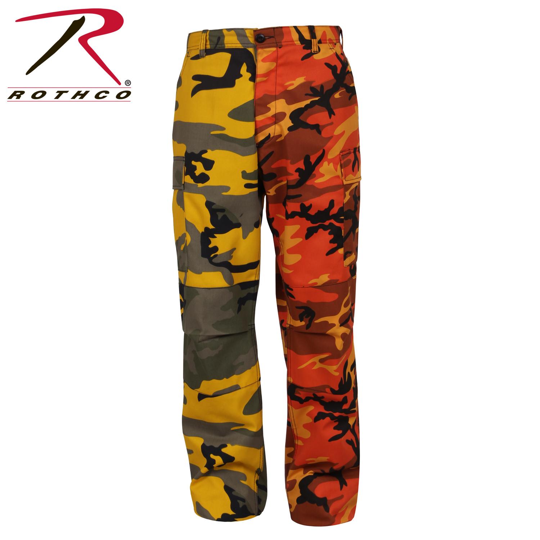 Rothco Two-Tone Camo BDU Pants  3df10b024c2